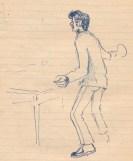 5 SB Pingpong player
