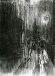 53 Rain streetlight, Carlisle/recklessfruit1/janeadamsart