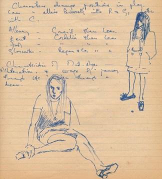 64 SB Sketches, duffel