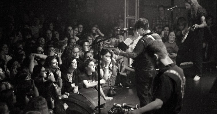 FRANK IERO AND THE FUTURE VIOLENTS, GEOFF RICKLY, & LOW SPEECH // CONCERT REVIEW + PHOTO GALLERY