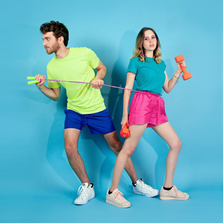 """POP DUO MAGDALENA BAY LEARN """"HOW TO GET PHYSICAL"""" IN THEIR NEW DANCE POP TRACK"""