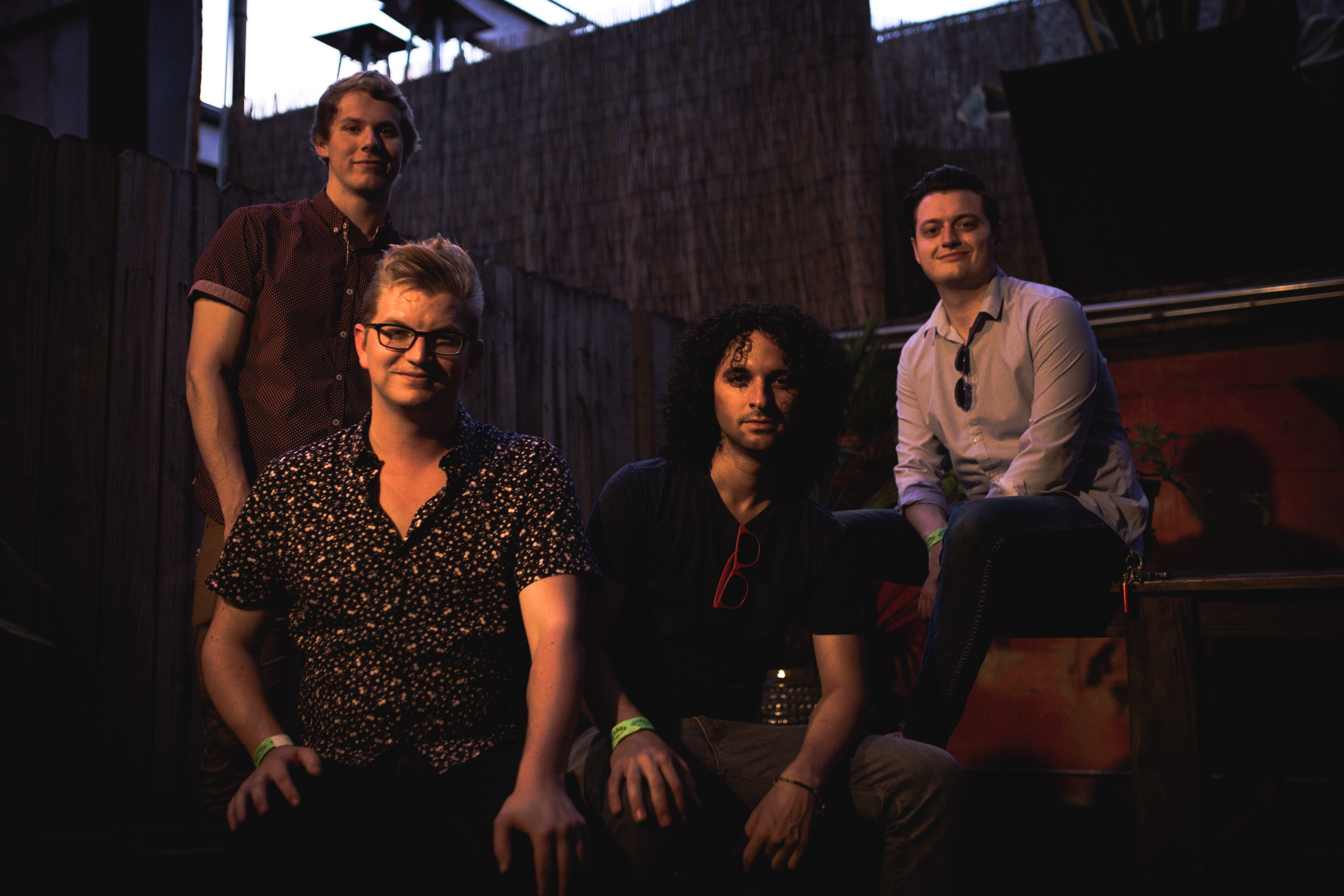 INTERVIEW WITH AUSTIN INDIE ROCK BAND MOHAWK BENDS
