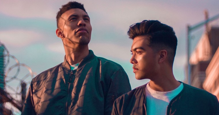 BROOKLYN DUO TROPIC RETURN WITH PASSIONATE NEW SINGLE 'DOWN'