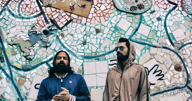 INTERVIEW WITH… PHILLY ALTERNATIVE ELECTRONIC DUO FRIED MONK X BEAUTIFUL FORTUNE