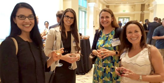 Sarah Lahlou-Amine, DeeAnn McLemore, Heather McDonald Kolinsky, and Caryn L. Bellus.