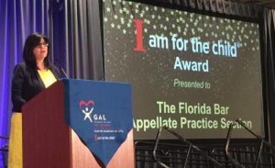 APS receives GAL Award