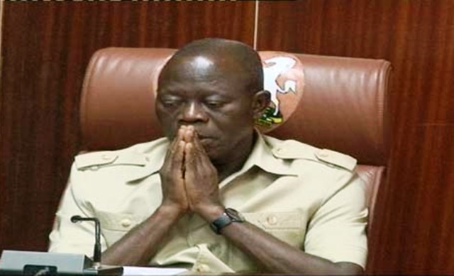 Image result for God 'will not allow PDP's return in 2019, says Oshiomhole