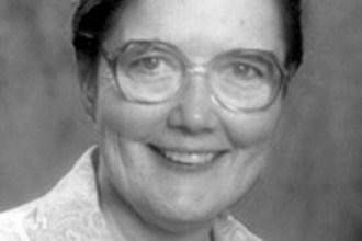 Sister of Mercy Mary Schmuck
