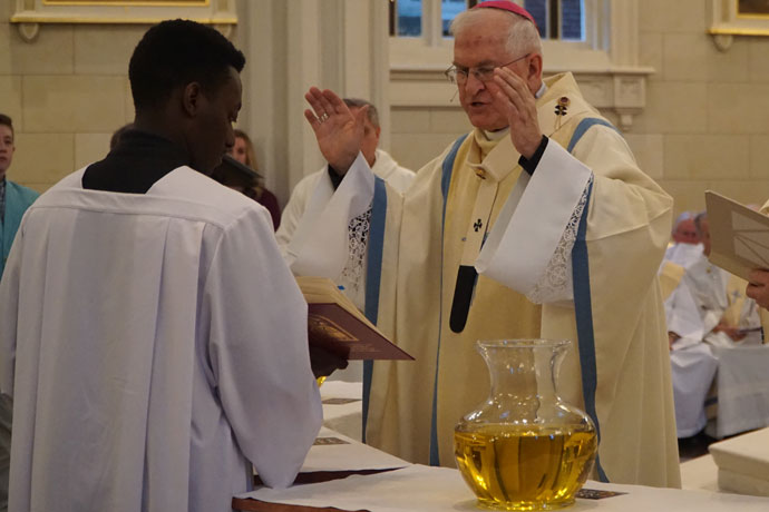 Chrism Mass celebrates church's unity | The Record