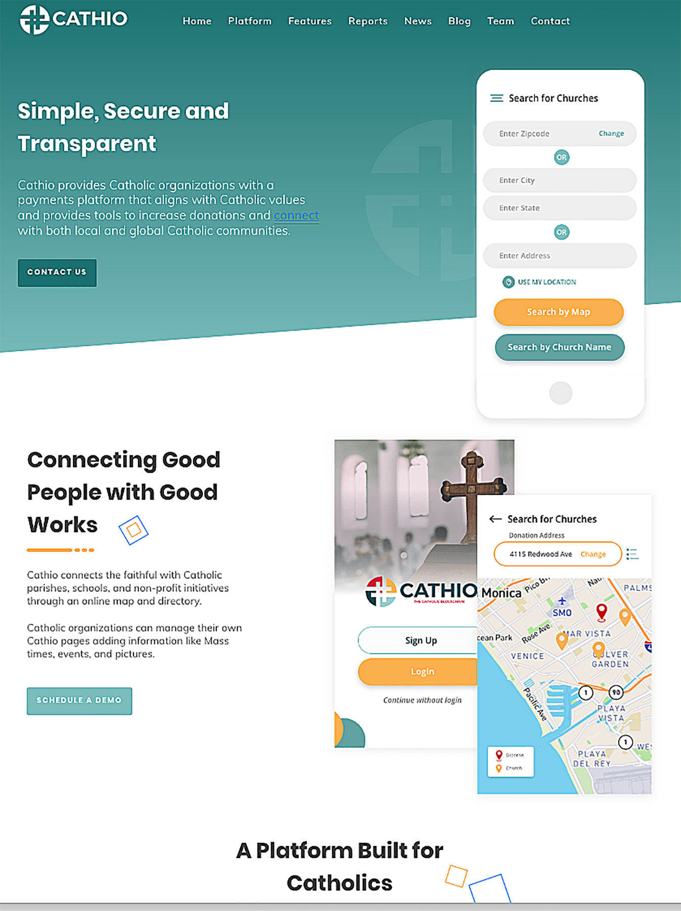 83187741f App aims to encourage more giving at church, prompt 'cashless' to donate