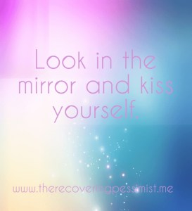 The Recovering Pessimist: Wisdom Wednesday #74--We can all use a boost to our self-confidence.   www.therecoveringpessimist.me #amwriting #recoveringpessimist
