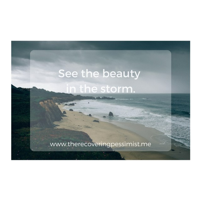 The Recovering Pessimist: Wisdom Wednesday #122 -- There's beauty to be found, even in the darkest of spaces. | www.therecoveringpessimist.me #amwriting #recoveringpessimist #optimisticpessimist