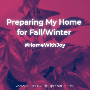 The Recovering Pessimist | Preparing My Home for Fall/Winter | www.therecoveringpessimist.me | #HomeWithJoy #HomeDepot #Lowes #Target #Homeowner #Homeownership #AtJoysHouse #HomeWithJoyFaves #WelcomeHome #homedecor #HomeMaintenance #Pinterest