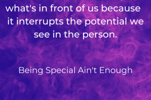 The Recovering Pessimist | Being Special Ain't Enough | www.therecoveringpessimist.me | #amwriting #recoveringpessimist #optimisticpessimist