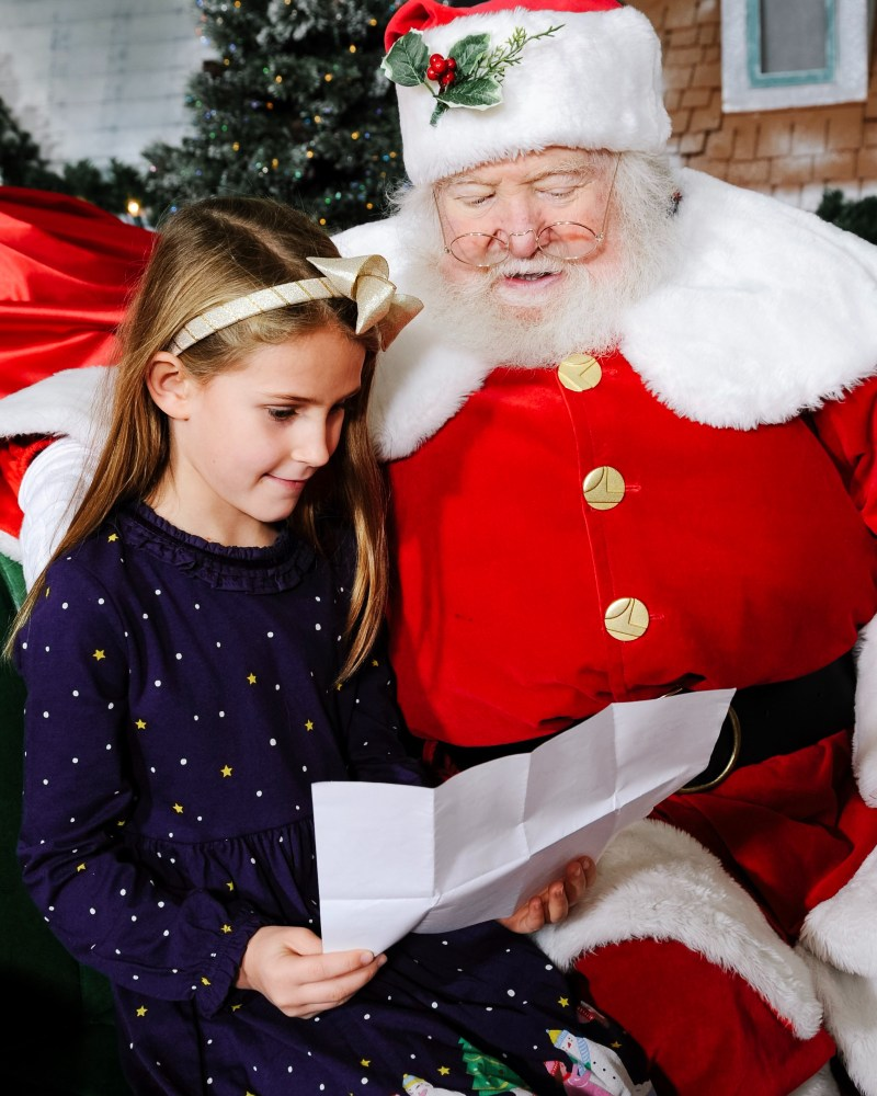 Christmas Events with Kids: What To Do & Wear