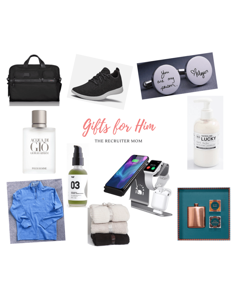 Gift Guide for Him | Valentine's Day