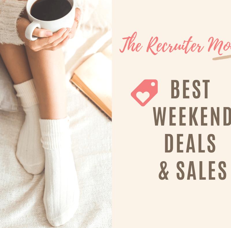 Sales & Deals Easter Weekend