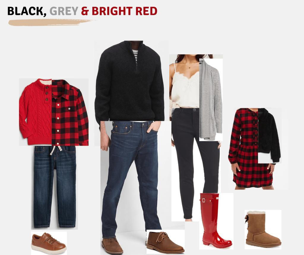 What to wear for fall family photos in 2019 www.therecruitermom.com #fallfamilyoutfits #fallfamily #familyphotos #christmasphotos #holidayphotos