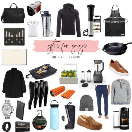 Gift Guide // Guys
