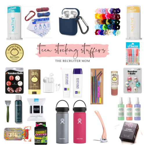 Gift Guide // Teen stocking stuffers