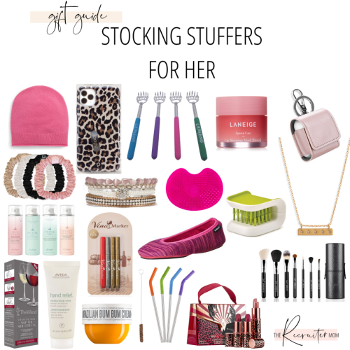 Gift Guide // Stocking Stuffers for Her