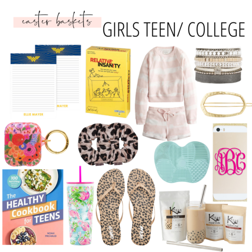 Easter Basket Ideas: Teen/ College Girls