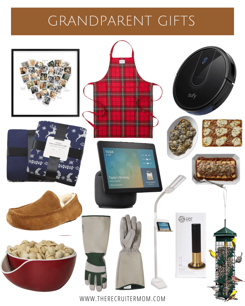 Gift Guide: Grandparent Gifts