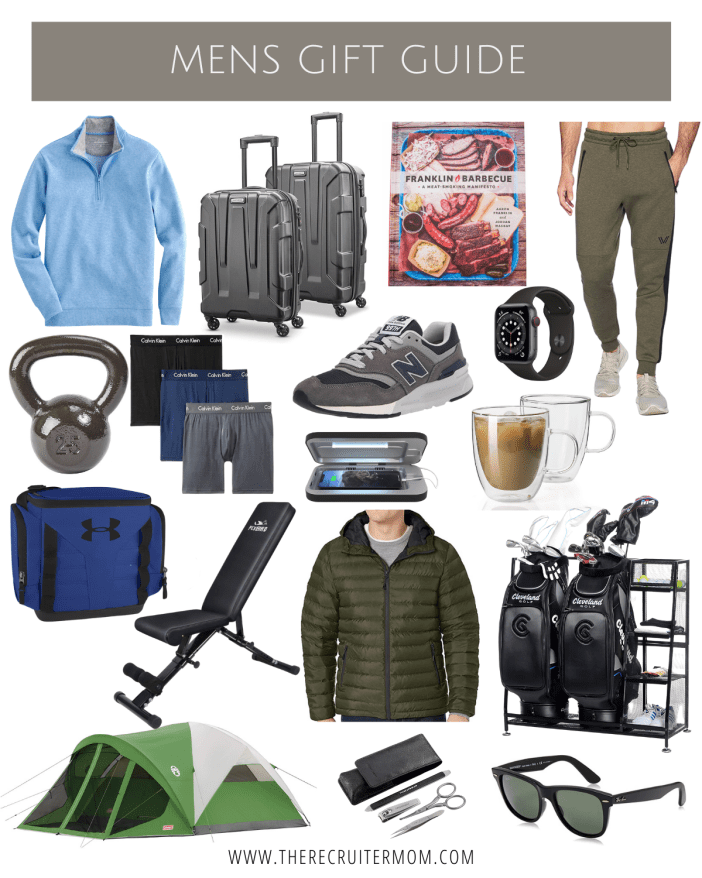 Mens Gift Guide 2020 // Best holiday gifts for men