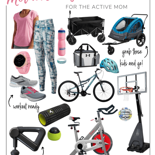 Mother's Day Ideas for the Active Mom