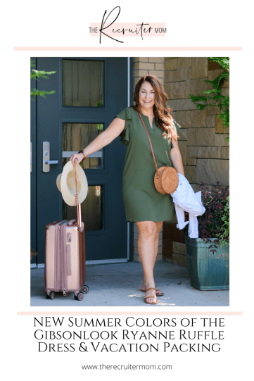 #ruffledress #summerdress #summerfashion #gibsonlook #summeroutfit #summerlook  #colorfuldresses #vacationlook #travellook #packinglist #beachvacationpackinglist #beachvacation