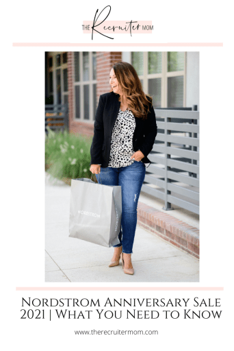 Nordstrom Anniversary Sale 2021// outfit ideas on www. therecruitermom.com #everyday casual #momoutfit #fallcasualoutfits