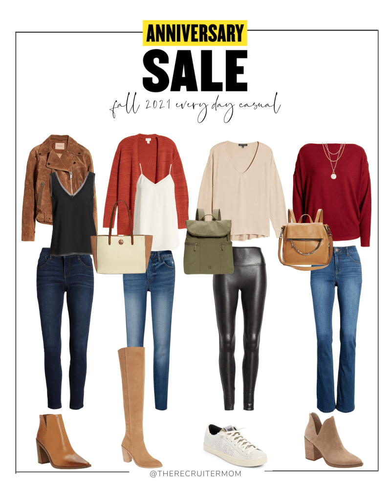 Nordstrom Anniversary Sale 2021 | Outfit Ideas