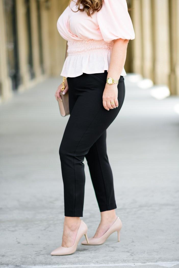 #gibsonlook #businesscasual #looksforless #affordablebusinesswear #workingmom #worklook #dresspants #womensworkwear