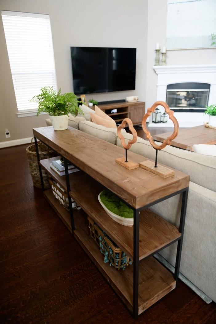 #livingroomreveal #PotteryBarn #PotteryBarnRug #ModernCostal, #CoffeeTable #HomeDecor #Sofa #Couch #livingroomdecor #decor #pillow #Sectional #console #texashome