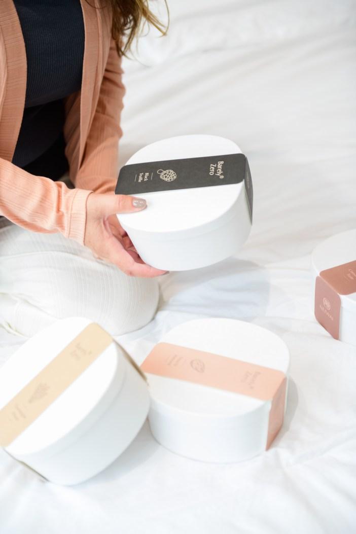 NEIWAI Wireless Bra fits all sizes, your size is the size! #NEIWEI #wirelessbra #loungewear #maternitybra #BarelyZero #YourSizeIsTheSize #MadetoLiveIn #FriendsofNEIWAI