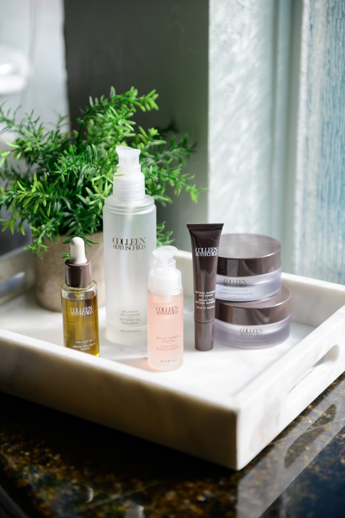Colleen Rothschild Discovery Collection #skincare #retinol #skinserums #beautyroutine #skincareroutine