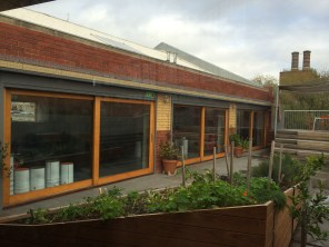 Wardle Outdoor rooftop