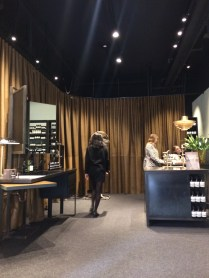 Aesop fit out by Kerstin Thompson Architects