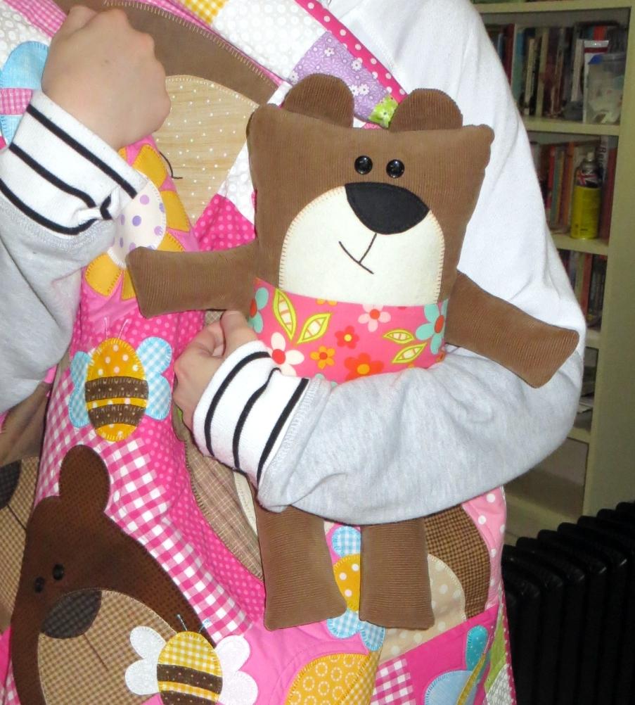 snuggle bear 1
