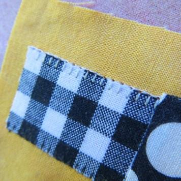 second grey stitch