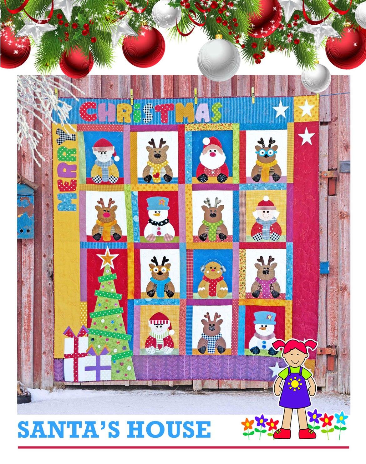Santa's-House