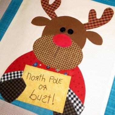 reindeer games or bust