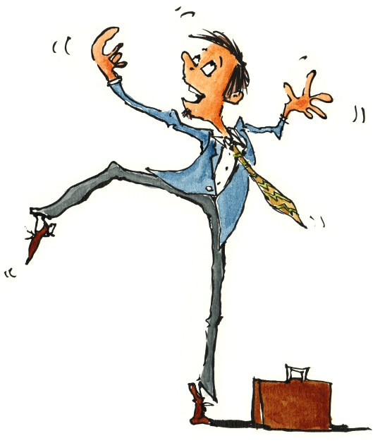 photo credit: salesman-dance illustration via photopin (license)