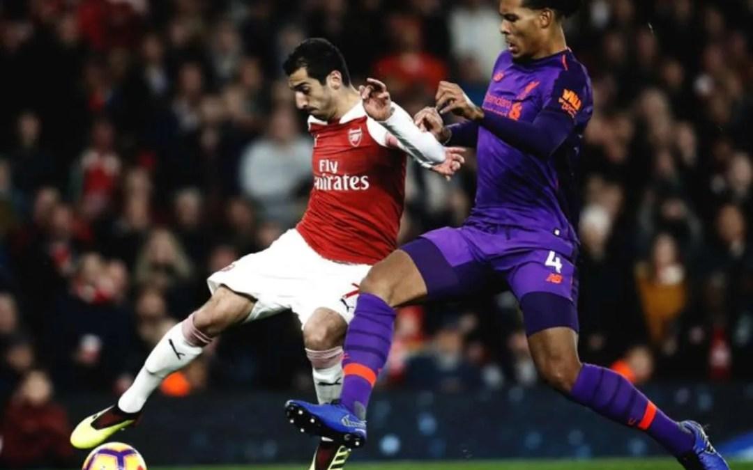 Arsenal vs Liverpool: Player Performances
