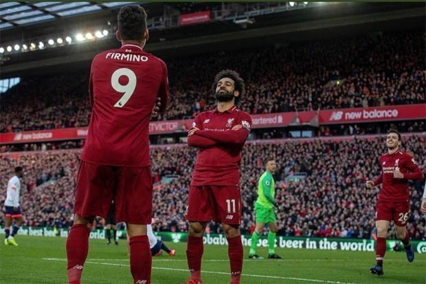 That man Mo Salah