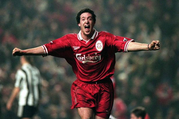 Robbie Fowler: 'God'