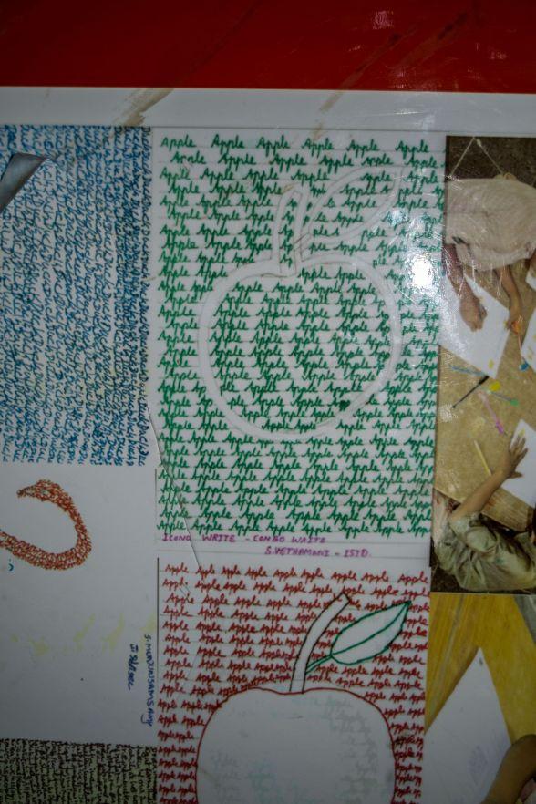 icono write. irfan, hussain, thereddotman