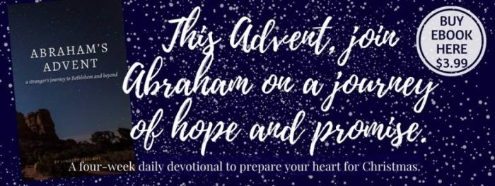 Abraham's Advent Banner
