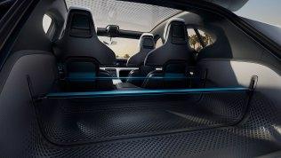 Porsche Mission E Cross Turismo Interior
