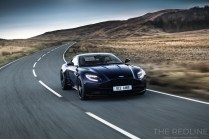 DB11 AMR Mariana Blue Designer Specification
